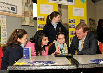 Craggagh National School Blue Star Launch
